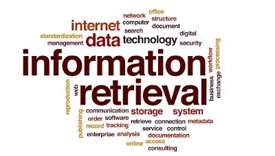 Pengertian Information Retrieval  Dan 5 Contoh Bentuk Information Retrieval