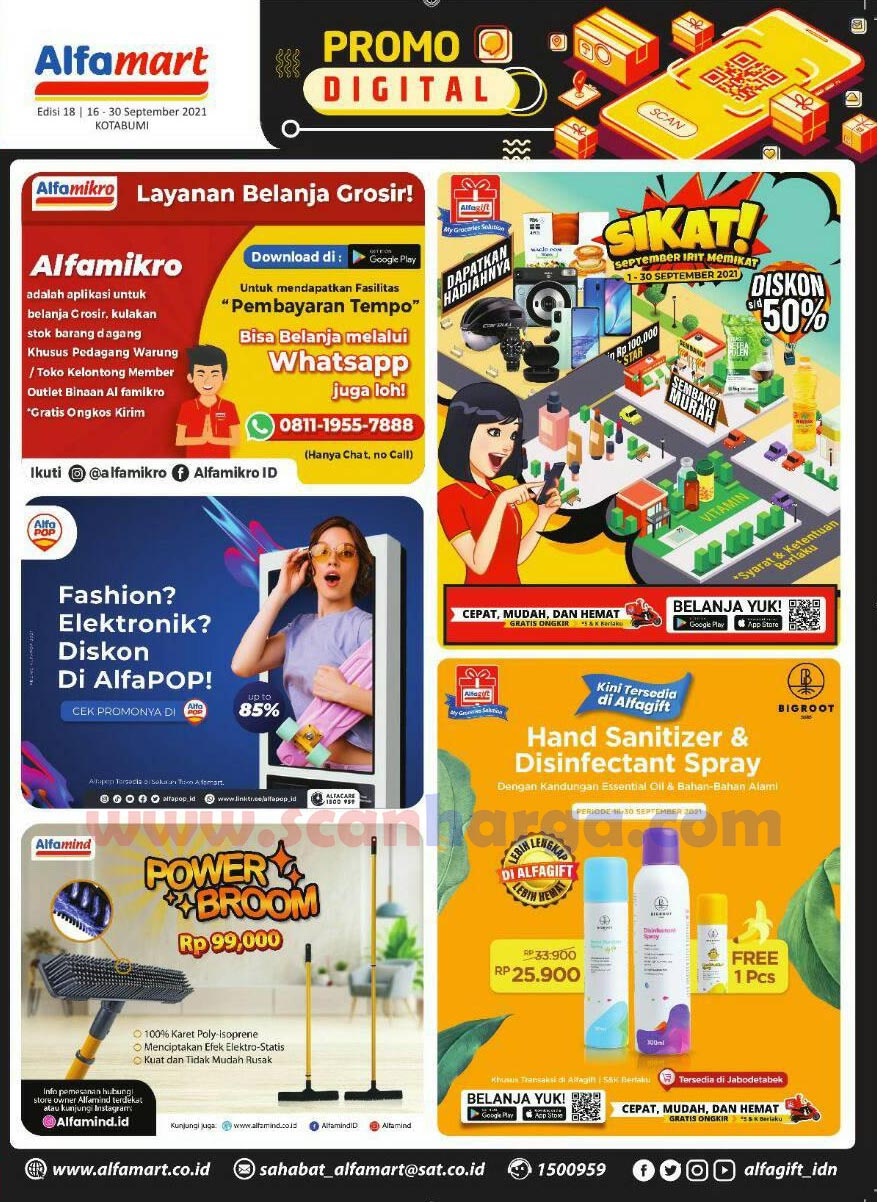 Katalog Alfamart Promo Terbaru 16 - 30 September 2021 15