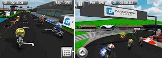 game motogp Mini Bikers
