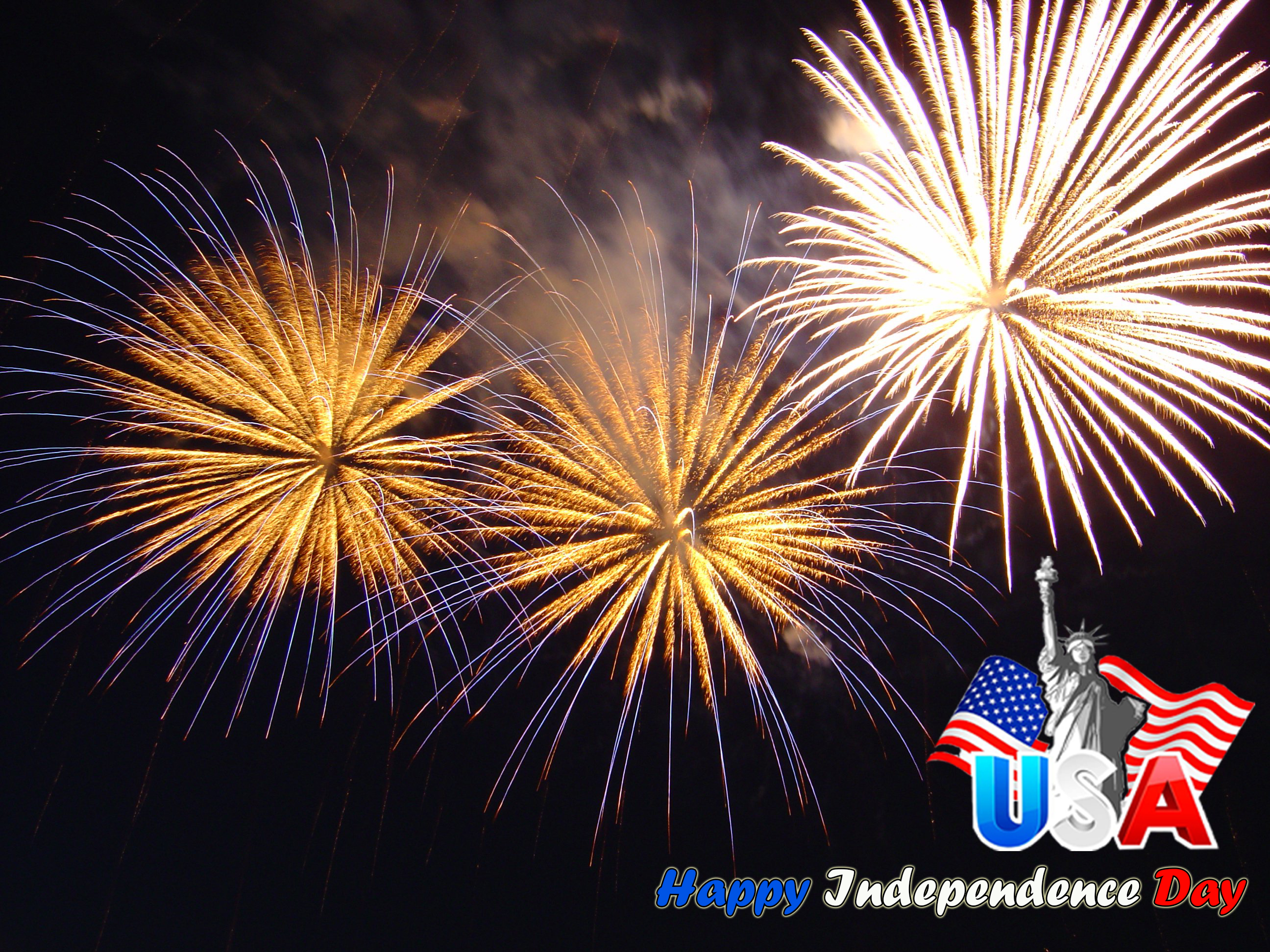 July-4 US Independence Day Free Image