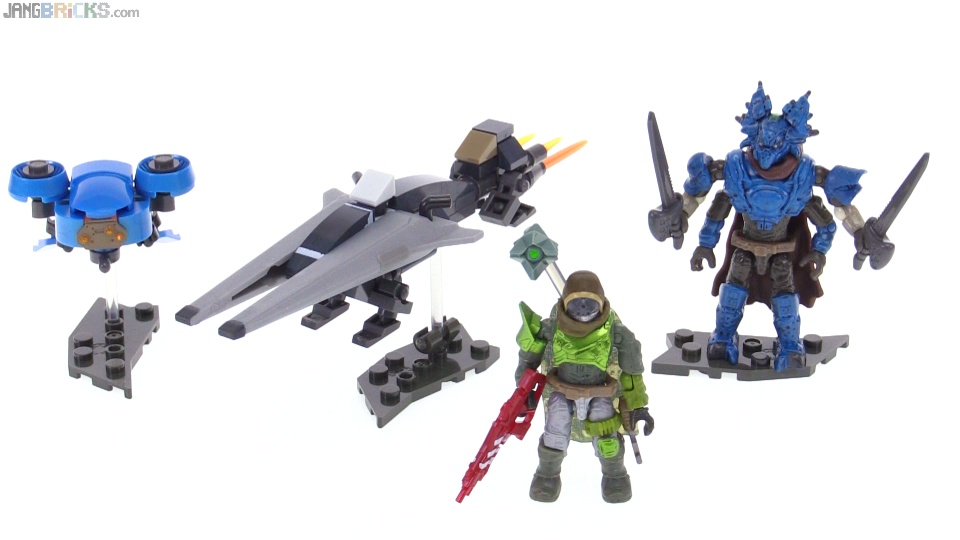 halo mega bloks instructions