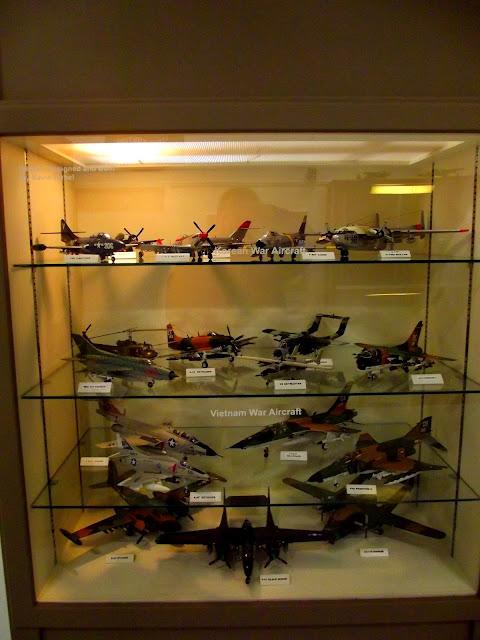 Atterbury-Bakalar Air Museum Military Memorabilia
