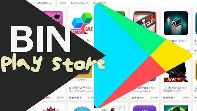 Updated Play Store Bin (Reloaded) 100%Working