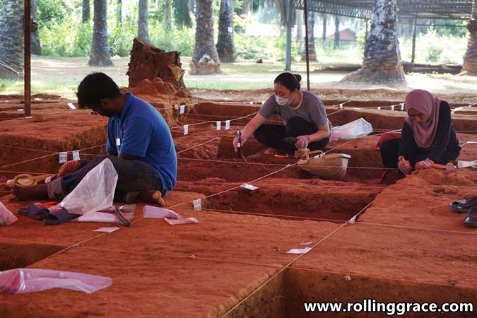 Tapak Arkeologi Sungai Batu, Lembah Bujang