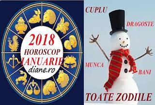 Horoscop 2018 ianuarie  - Toate zodiile