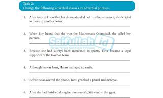 Pembahasan Soal B.Inggris Chapter 11: Cut Nyak Dhien (Hal 152) Kelas 10