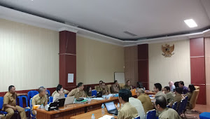 Masuk Pemkab Boltim, KPK Monitoring Aplikasi Pencegahan Korupsi Terintegrasi