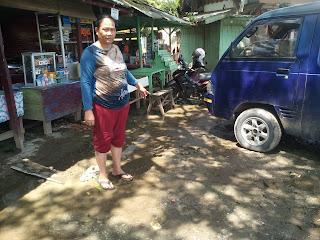Pedagang Harapkan Perbaikan Pasar Terminal Pendopo