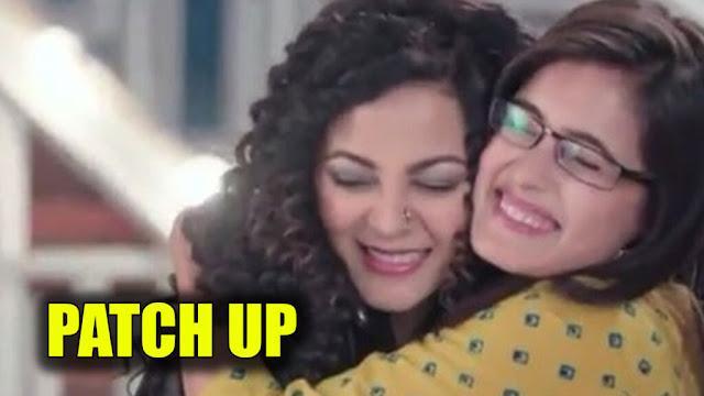 Good NEws : Mishti celebrates Kuhu's birthday overwhelmed Kuhu hugs Mishti in Yeh Rishtey Hai Pyaar Ke