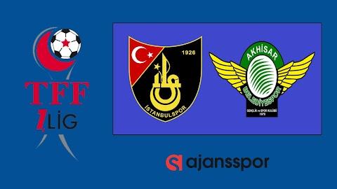 Jestyayın İstanbulspor - Akhisarspor Maçı canlı izle