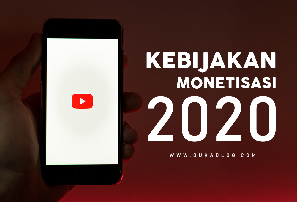 Peraturan Baru Monetisasi Youtube 2020