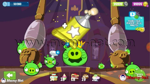 Download Bad Piggies HD MOD Coins/Scrap free