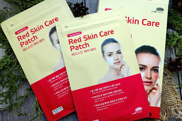 Labottach Red Skin Care Patch Патчи для покрасневших щек