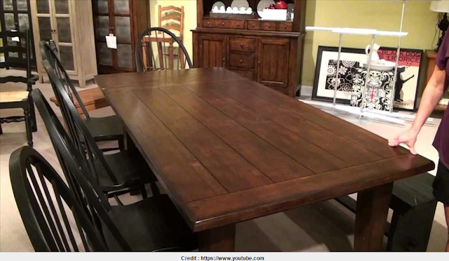 Download Broyhill Dining Table Pic