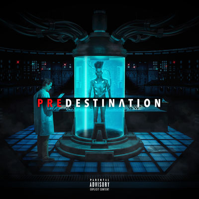 Dark Dust - Predestination - Album Download, Itunes Cover, Official Cover, Album CD Cover Art, Tracklist