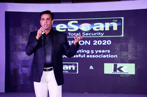 eScan reaches out to its Channel Partners with its Vision 2020