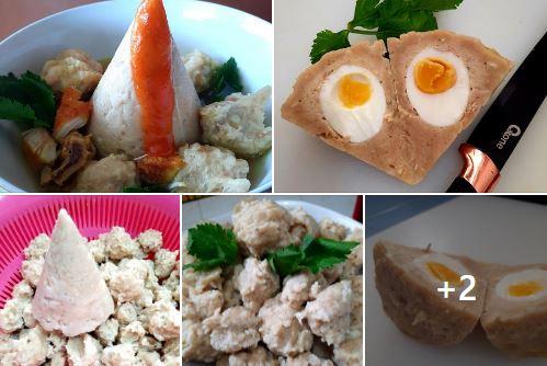 resep bakso ayam, cara membuat bakso ayam, cara membuat kuah bakso ayam,