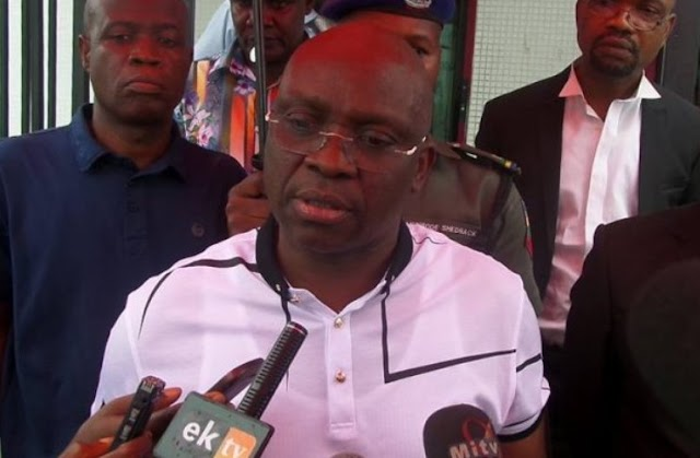 Nigeria @ 60: Nation in coma, life support - Fayose says