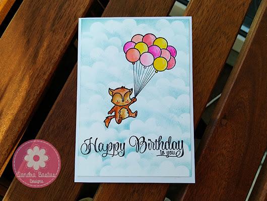 Laia's birthday card