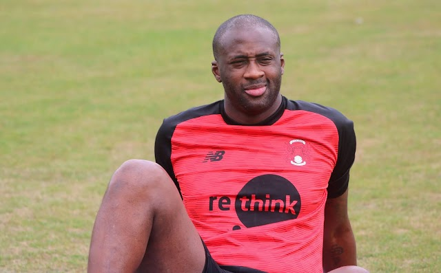 Yaya Toure Have Been Appointed Assistant Coach Of Russian Club FK Akhmat, Russia