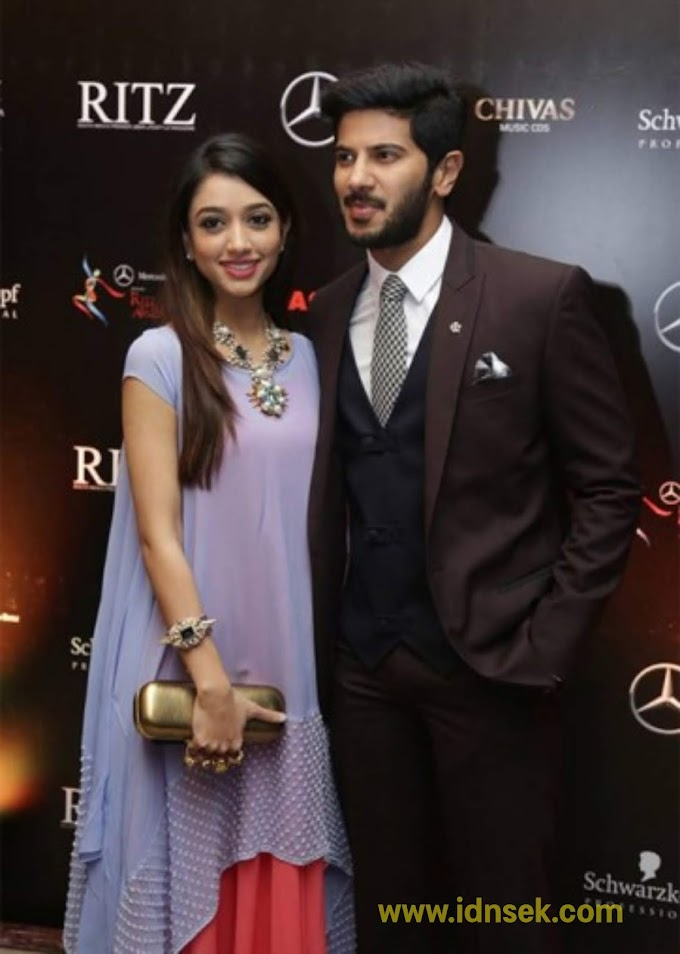 Dulquer Salmaan REVEALS his love story with Amal Sufiya and how he approached her for first coffee date