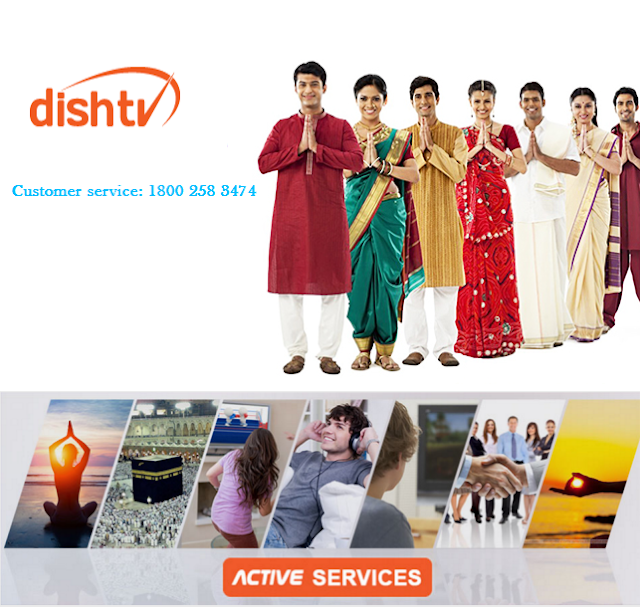 Dish Tv Customer Care Number India