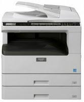 Sharp AR-5620 Printer Status Monitor Utility Software