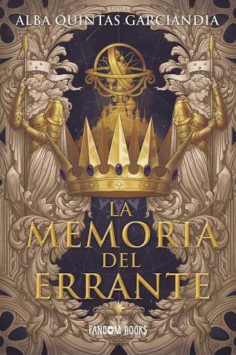 La memoria del errante | Crónica de los tres reinos #1 |  Alba Quinta | Fandom Books