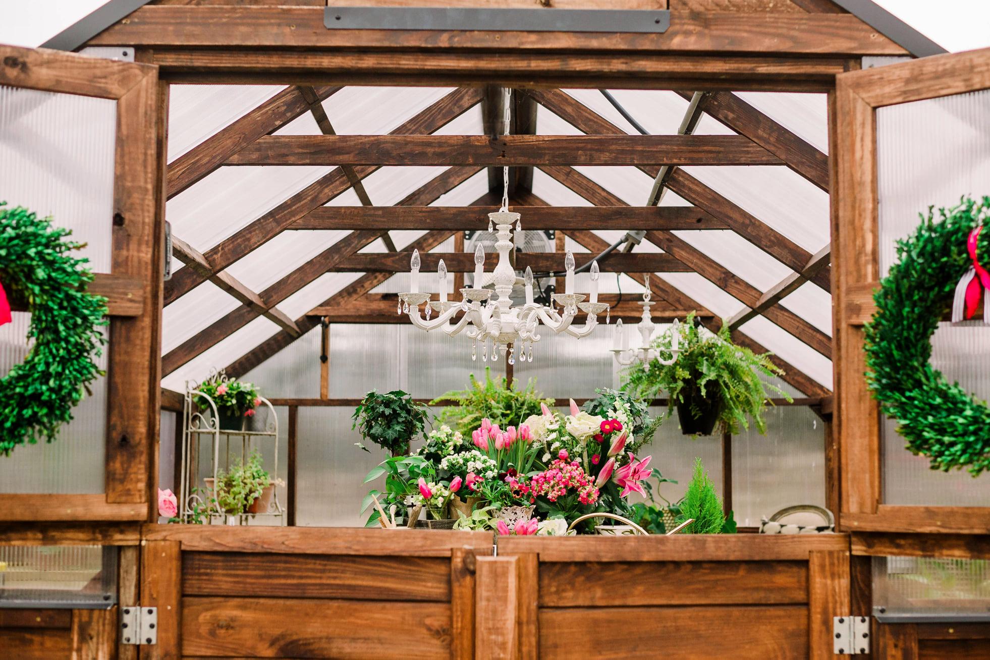 Yoderbilt Greenhouse