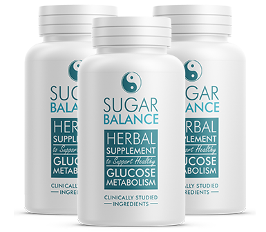 Sugar Balance - Herbal Diabetes Supplement