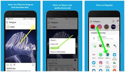 Aplikasi Repost Instagram Terbaik dan Gratis 4