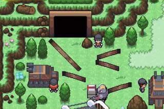 Pokemon Silver Legend para GBA Evento Team Rocket