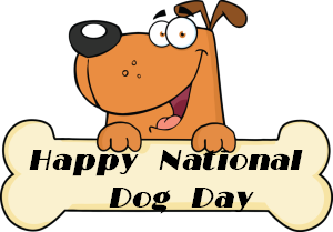 National Walk Your Dog Day 2017