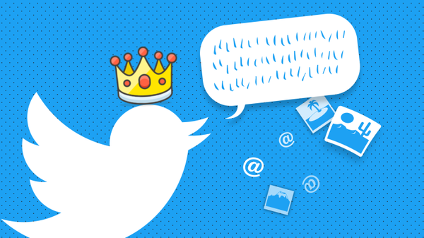 How King Is Content On Twitter