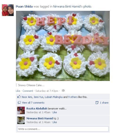 panduan bisnes cup cake