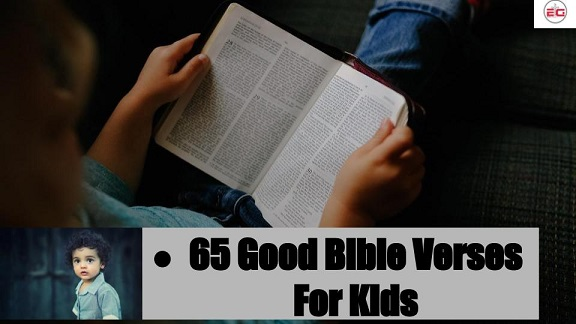 Good Bible Verses For Kids