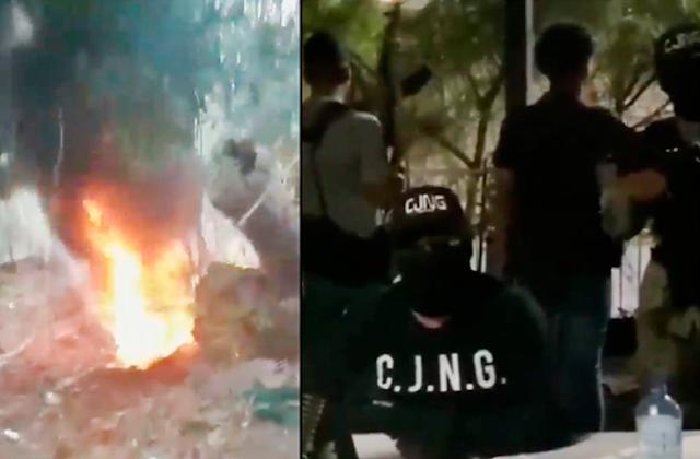 """""""DRONES y PAQUETES BOMBA"""": NARCOS """"DESATADOS y SIN TEMOR al CASTIGO"""" SIEMBRAN el TERROR contra RIVALES"""