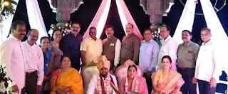 प्राकृतिक सौंदर्य के बीच शादी में शामिल हुए गणमान्य | #NayaSaberaNetwork