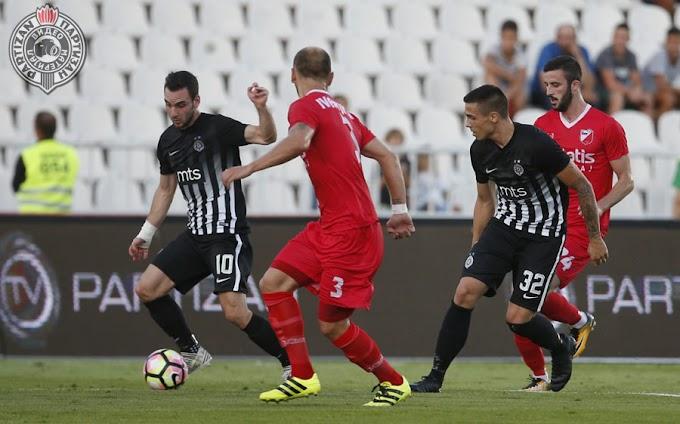 Partizan razbija Videoton, pogodili Tavamba, Suma i Đurđević!
