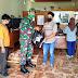 Penerima Bantuan Sesuai Daftar Pemerintah Desa