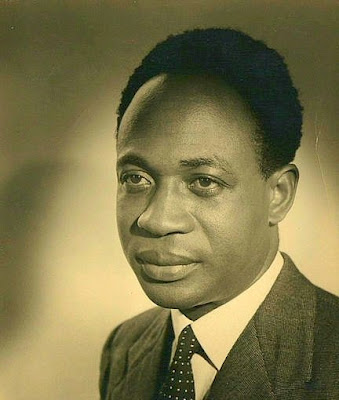 Dr. Kwame Nkrumah, the most feared Ghanaian leader by Western Europe and the US governments