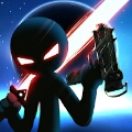 Stickman Ghost 2 Galaxy Wars