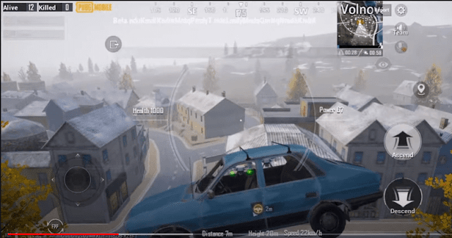 PUBG Mobile Arctic Mode Tips And Tricks