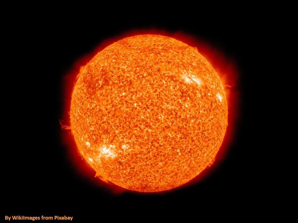 حقائق عن الشمس لا تعرفها !