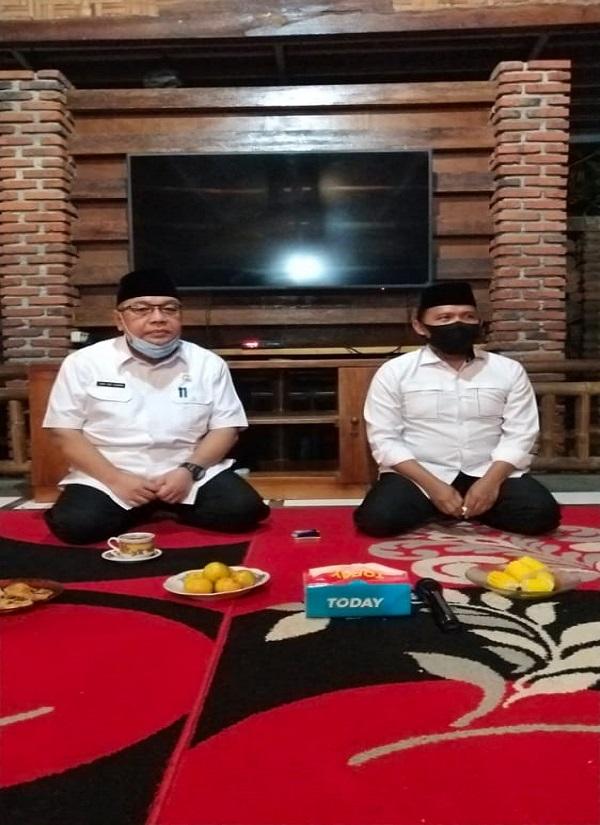 TEC Kunjungi Kediaman Antoni Imam Sekaligus Sapa Relawan dan Simpatisan