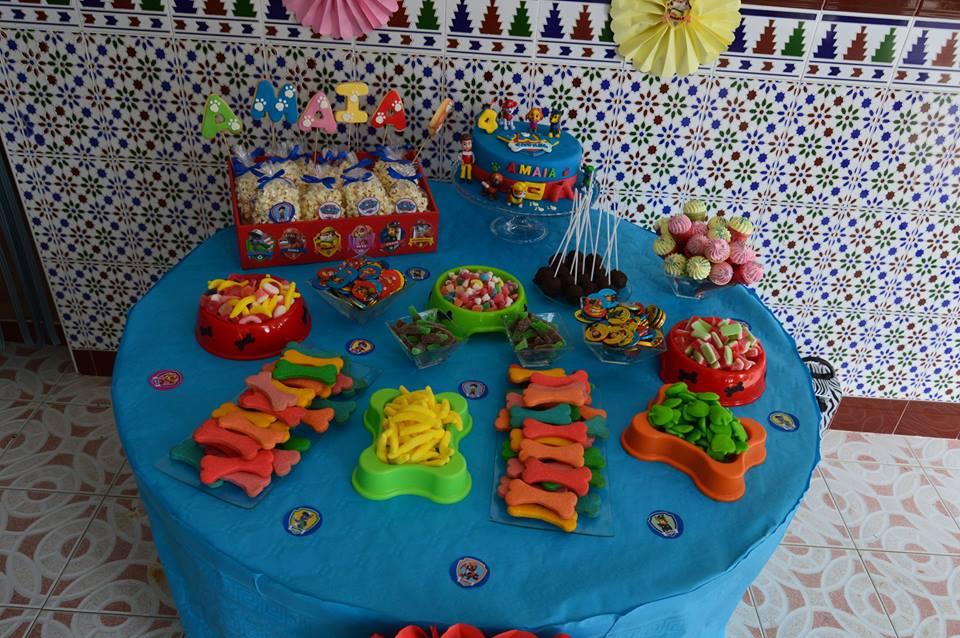 Mis dulces sue os mesa dulce patrulla canina - Mesa patrulla canina ...
