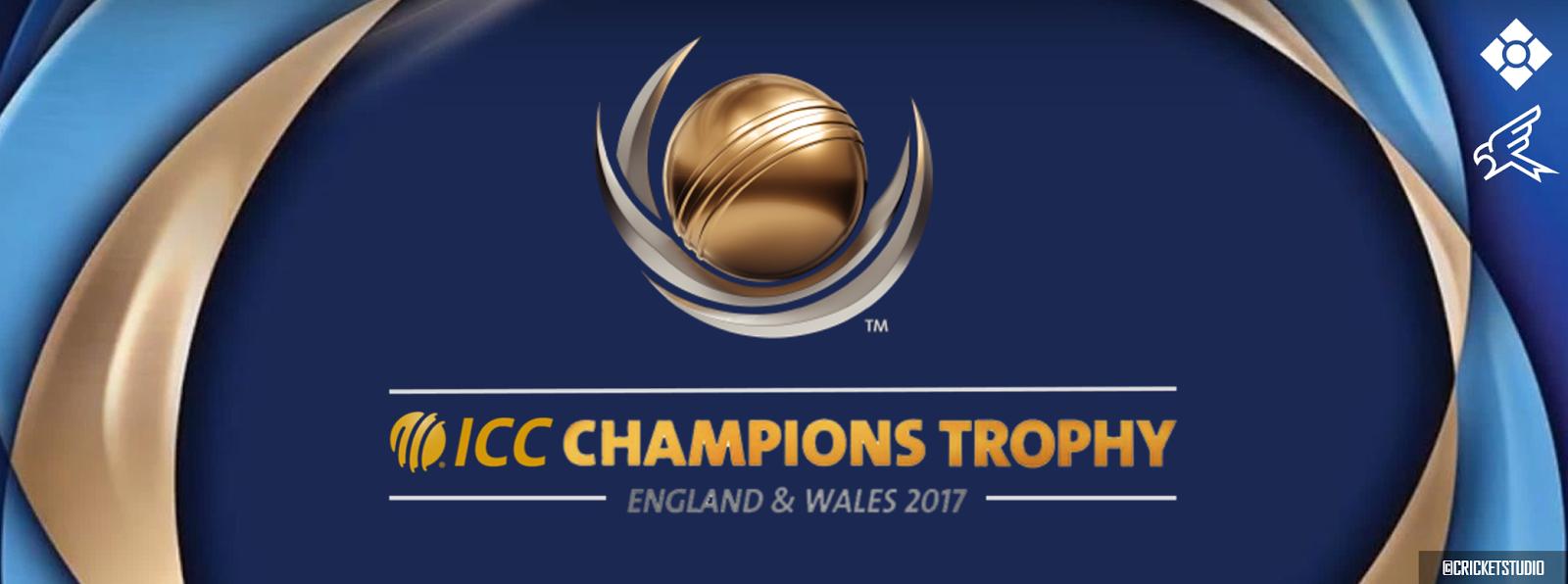 W2 STUDIO INCS WORLD WIDE CRICKET Presents ICC CHAMPIONS TROPHY 2017 PATCH For EA SPORTS 07