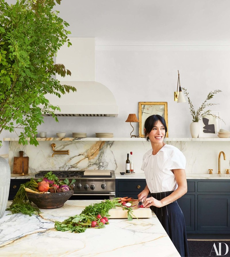 At Home With: Interior Designer & Blogger Athena Calderone