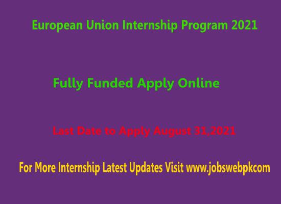european-union-internship-program-2021