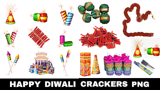 Diwali Photo Editing Crackers Png download